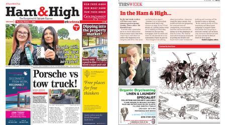 Ham & High – October 01, 2020