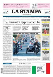 La Stampa Imperia e Sanremo - 20 Novembre 2019