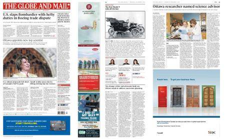 The Globe and Mail – September 27, 2017