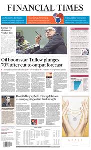 Financial Times UK – 10 December 2019