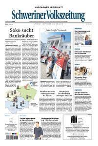 Schweriner Volkszeitung Hagenower Kreisblatt - 05. September 2018