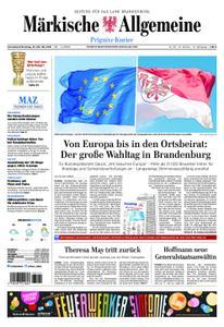 Märkische Allgemeine Prignitz Kurier - 25. Mai 2019