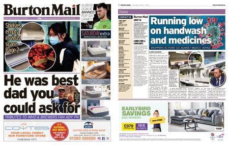 Burton Mail – March 07, 2020