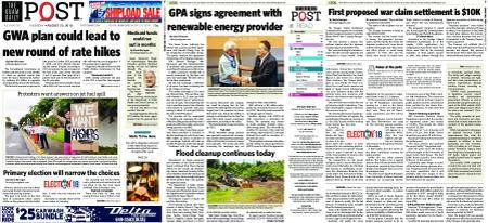 The Guam Daily Post – August 23, 2018