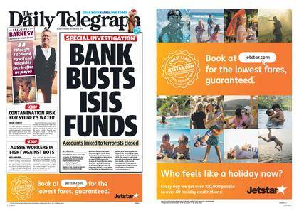 The Daily Telegraph (Sydney) – October 23, 2017