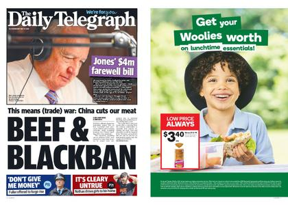 The Daily Telegraph (Sydney) – May 13, 2020