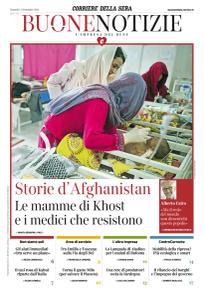 Corriere della Sera Buone Notizie - 14 Settembre 2021
