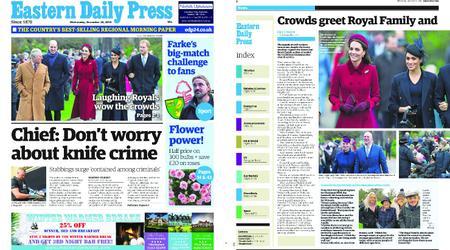 Eastern Daily Press – December 26, 2018