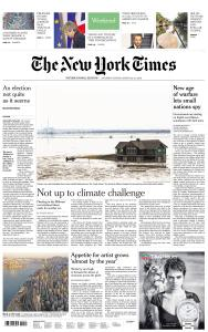 International New York Times - 23-24 March 2019