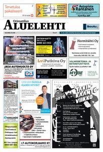 Orimattilan Aluelehti – 17.07.2019