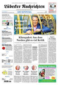 Lübecker Nachrichten Ostholstein Süd - 22. September 2019