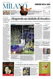 Corriere della Sera Milano - 1 Novembre 2019