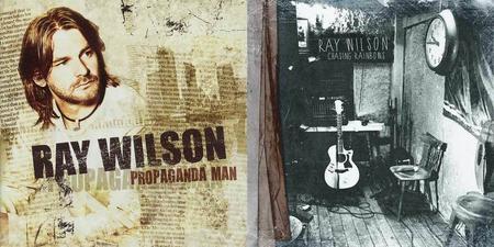 Ray Wilson - 2 Studio Albums (2008-2013)