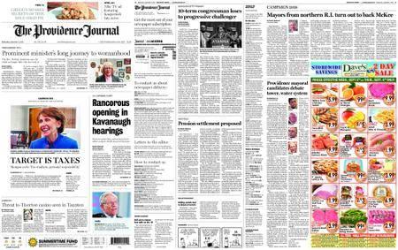 The Providence Journal – September 05, 2018