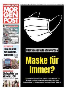 Hamburger Morgenpost – 12. Januar 2021