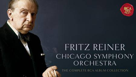 Fritz Reiner - The Complete RCA Album Collection (2013) (63CD Box Set)