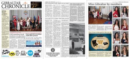 Gibraltar Chronicle – 13 April 2019