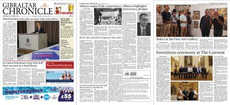 Gibraltar Chronicle – 12 October 2019