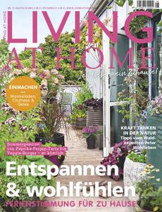 Living at Home – August 2020