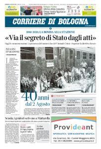 Corriere di Bologna – 02 agosto 2020