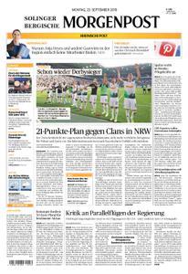 Solinger Morgenpost – 23. September 2019