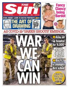 The Sun UK - 1 April 2020