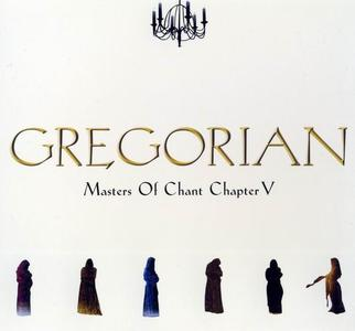 Gregorian - Masters Of Chant Chapter V (2006) [Japanese Edition]