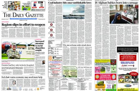 The Daily Gazette – May 14, 2020