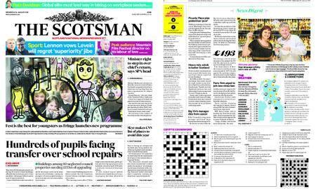 The Scotsman – January 24, 2018