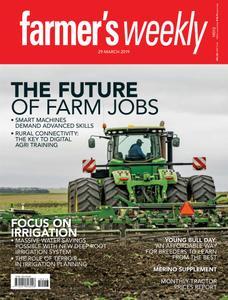 Farmer's Weekly - 29 March 2019