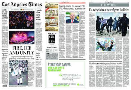 Los Angeles Times – February 10, 2018