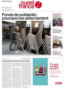 Ouest-France Édition France – 16 février 2021