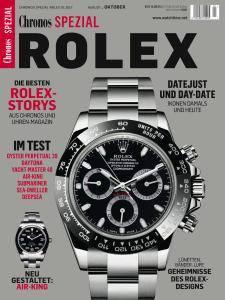 Chronos Spezial Rolex Nr.1 - August-Oktober 2017
