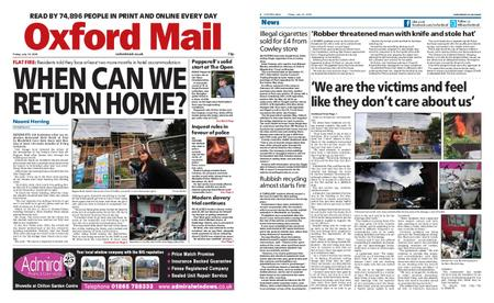 Oxford Mail – July 19, 2019