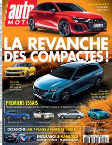 Auto Moto France - Août 2021