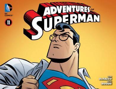 Adventures of Superman 011 2013 Digital