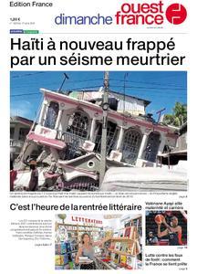 Ouest-France Édition France – 15 août 2021