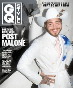 GQ Style USA - March 2020