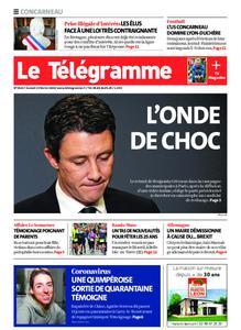 Le Télégramme Concarneau – 15 février 2020