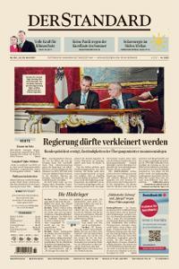 Der Standard – 29. Mai 2019