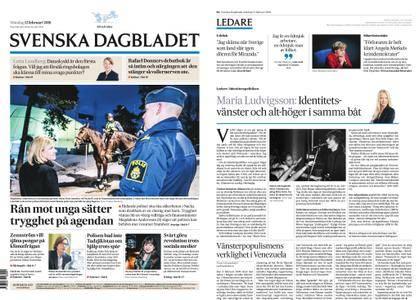 Svenska Dagbladet – 12 februari 2018