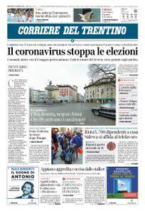 Corriere del Trentino – 11 marzo 2020