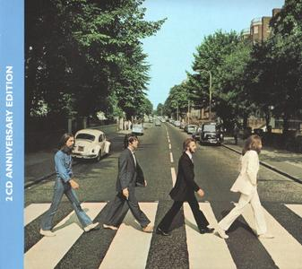 The Beatles - Abbey Road (1069) {2019, The 50th Anniversary Edition}
