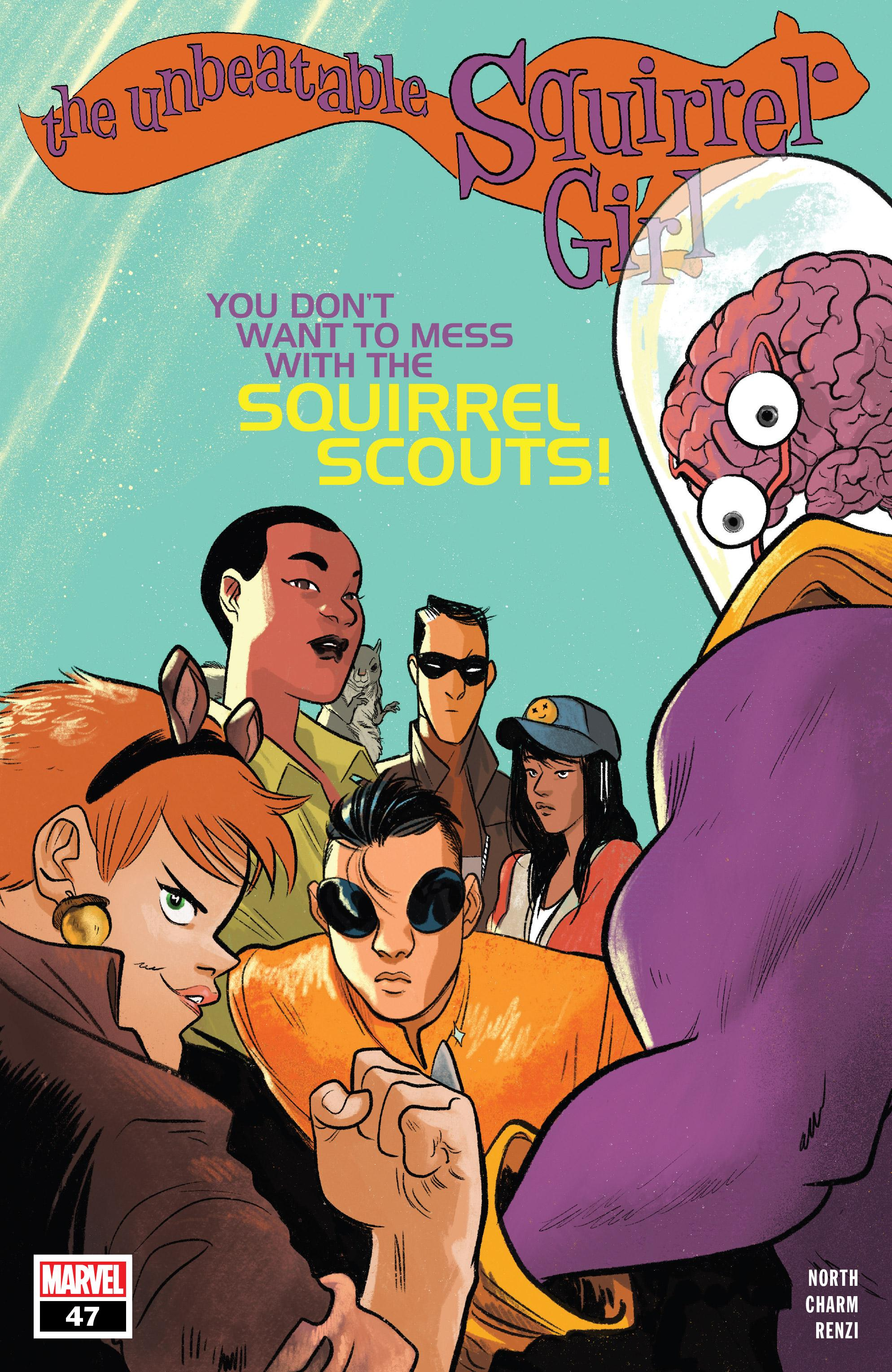 The Unbeatable Squirrel Girl 047 2019 Digital Zone