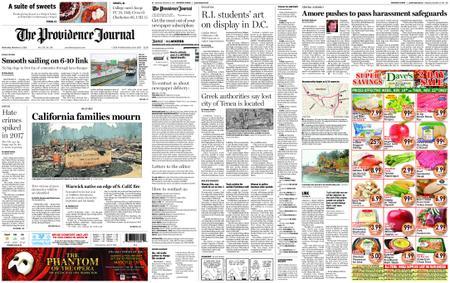 The Providence Journal – November 14, 2018