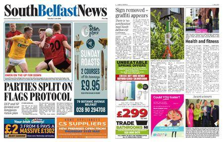 South Belfast News – May 31, 2018