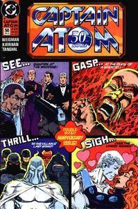 Captain Atom 050 1991