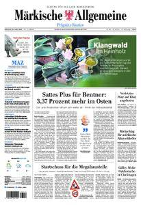 Märkische Allgemeine Prignitz Kurier - 21. März 2018