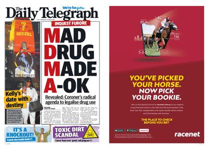 The Daily Telegraph (Sydney) – October 16, 2019