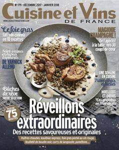 Cuisine et Vins de France - décembre 01, 2017